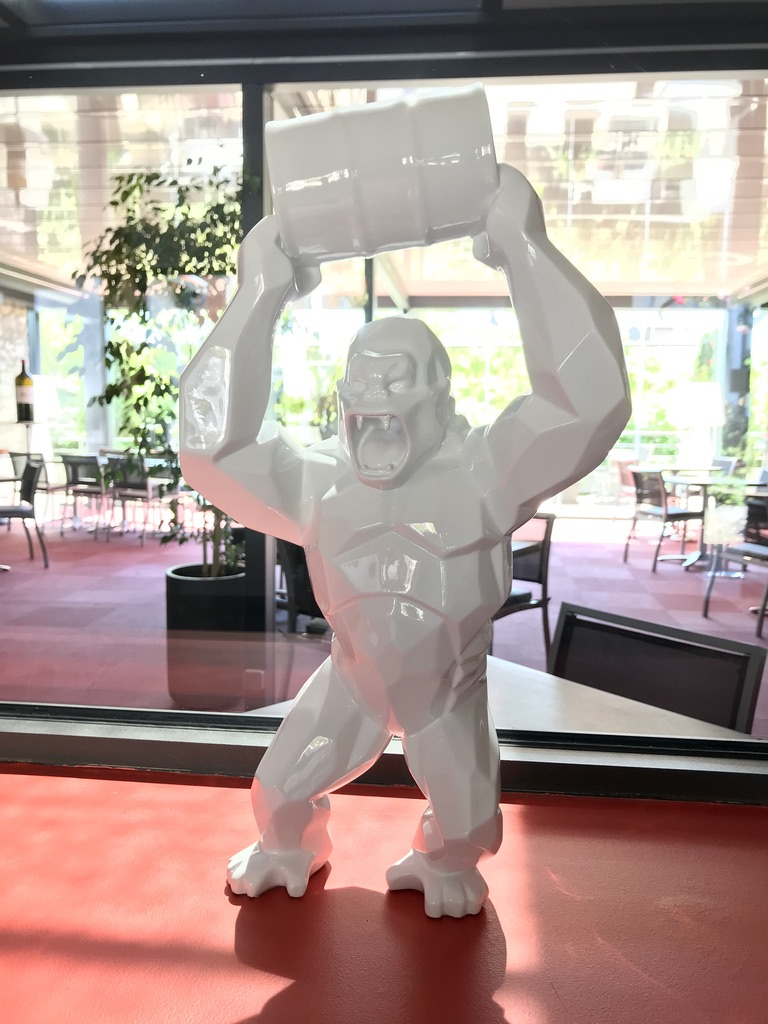 Statue Orlinski RIchard collection privée